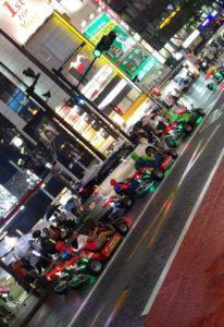 渋谷でマリカーなう