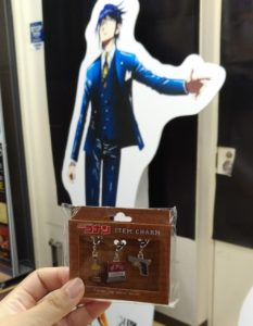 渋谷のアニメイトでコナングッズ購入w