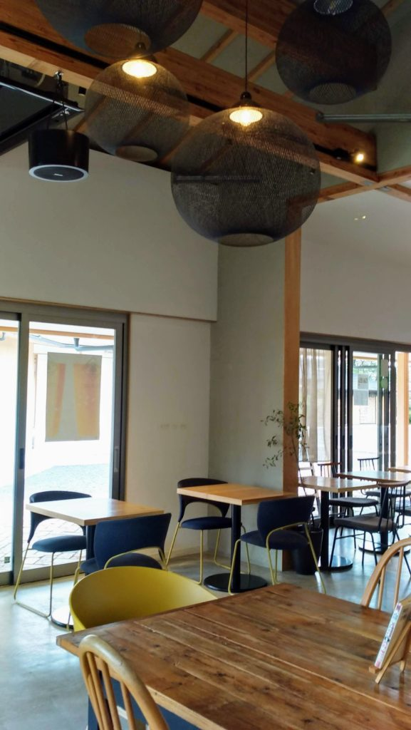 SLOW JET COFFEE(スロージェットコーヒー)高台寺の店内
