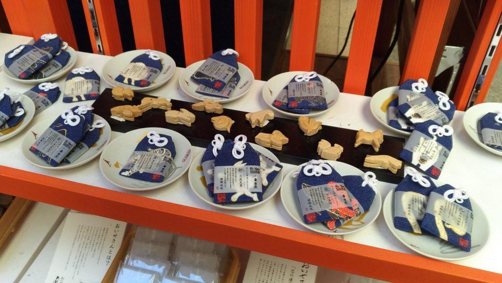 京都のお土産屋さん