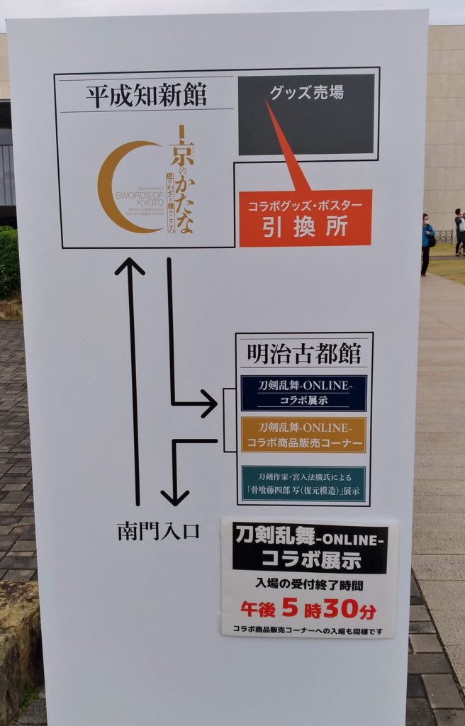 京都国立博物館「京のかたな」