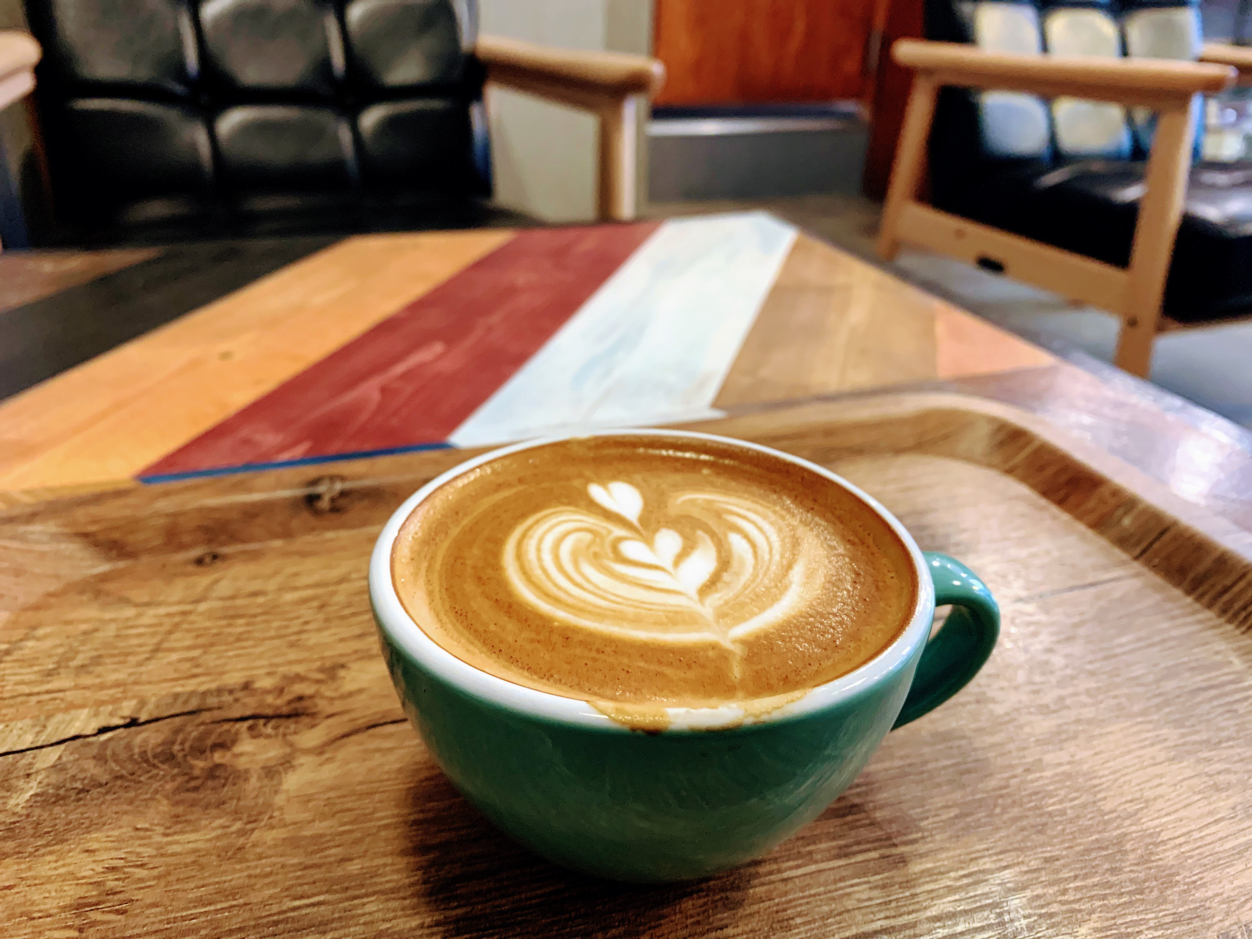【岡山市】一人でも入りやすくお洒落なカフェ【JOE's COFFEE】