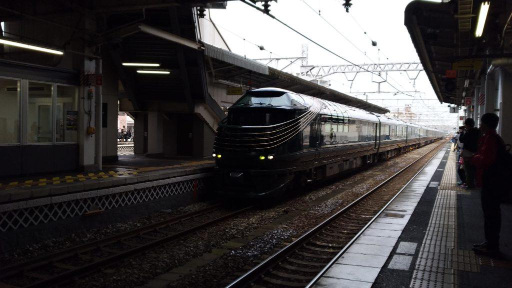 寝台列車・瑞風-MIZUKAZE-