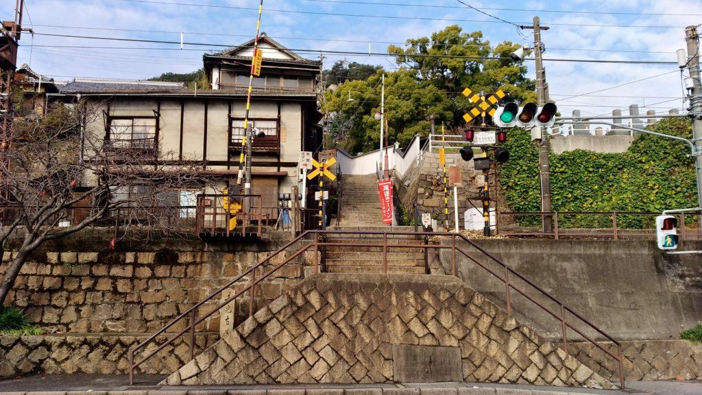 尾道・坂への入り口