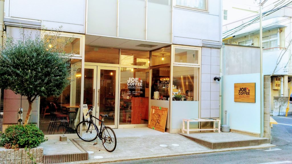JOE's COFFEE外観