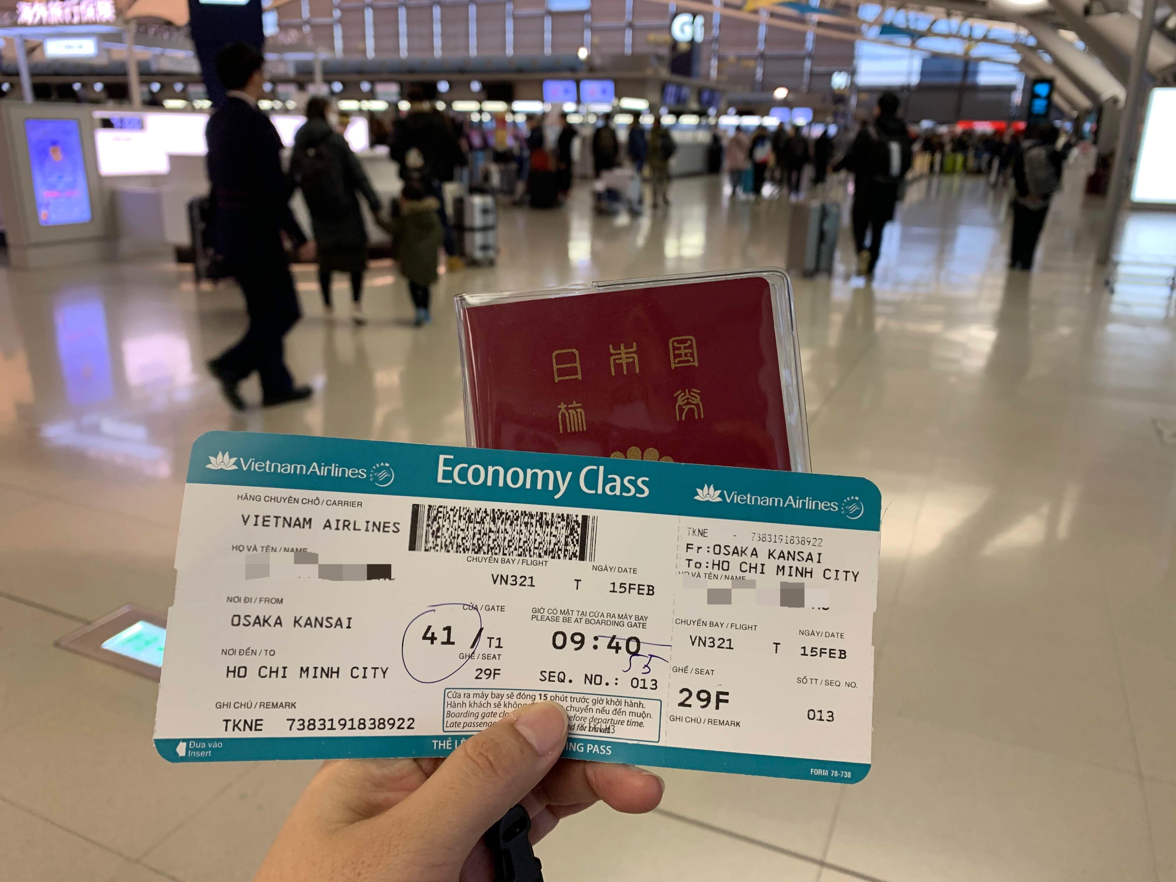 ベトナム一人旅【番外編①】旅の準備振り返り(パスポート、航空券、お金、保険)