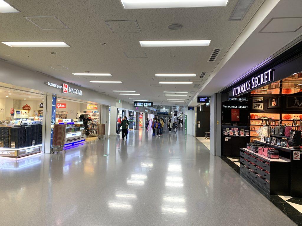 関空の免税店
