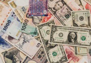 世界のいろいろな通貨